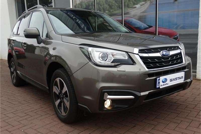 Subaru Forester 2.5 XS 2016