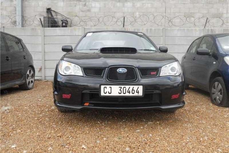 Sti For Sale >> Subaru Impreza Wrx Sti 2 5 2007