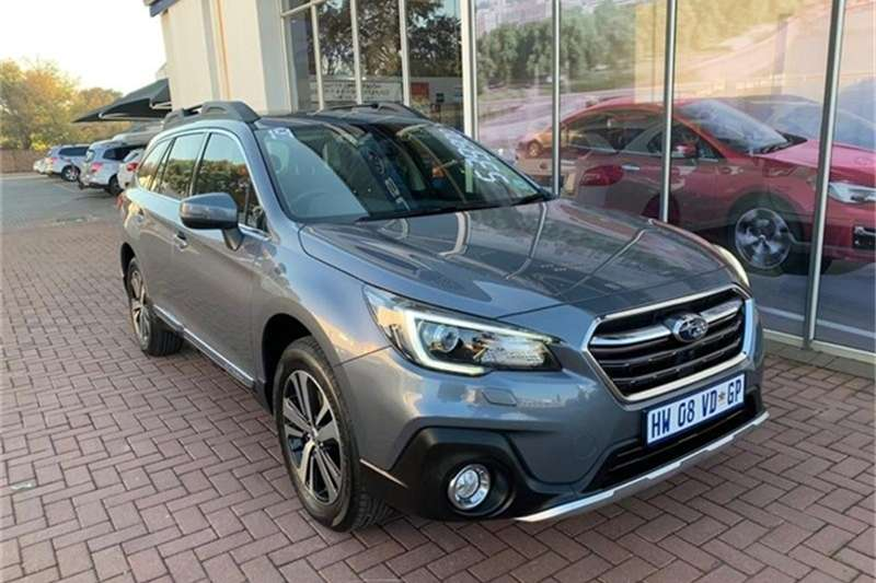 2019 Subaru Outback OUTBACK 2.5 IS ES CVT
