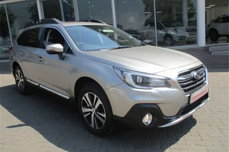 2018 Subaru Outback OUTBACK 2.5 IS ES CVT