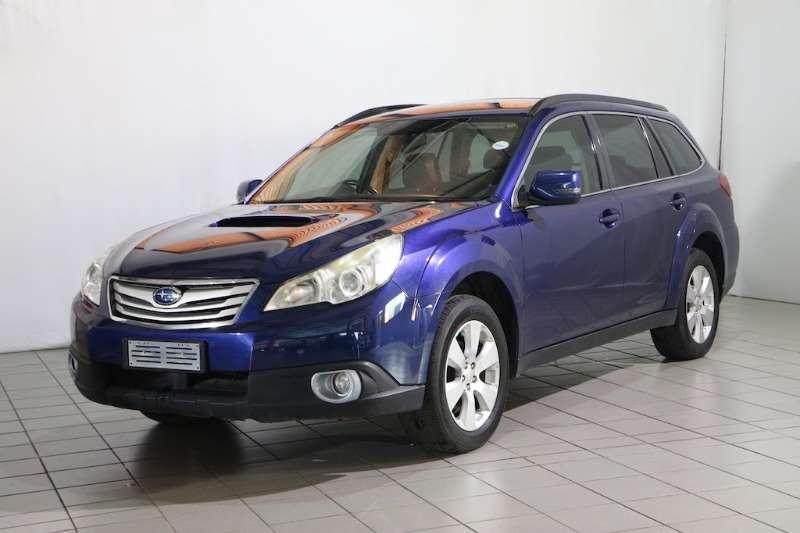 2011 Subaru Outback 2.0D Premium