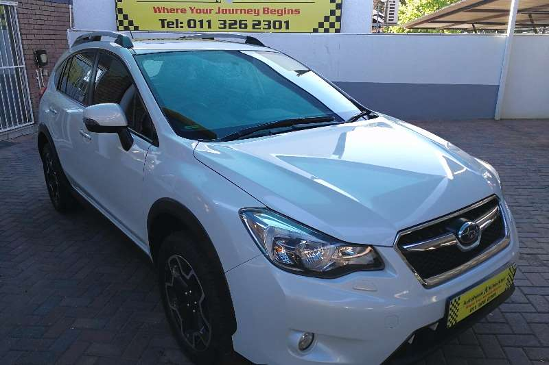 Subaru XV 2.0i High Lineartronic 2013