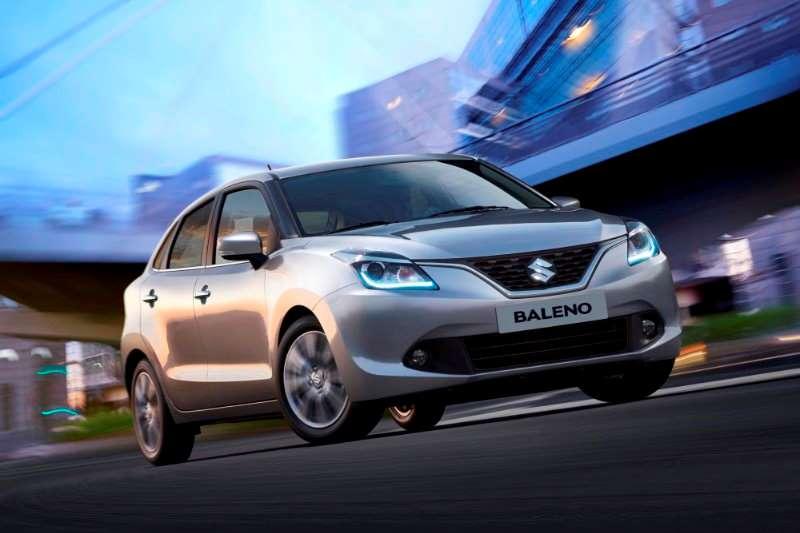 Suzuki Baleno 1.4 GLX A/T 2017