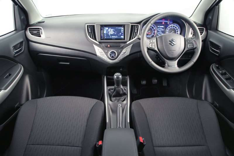 Suzuki Baleno 1.4 GLX Man 2017
