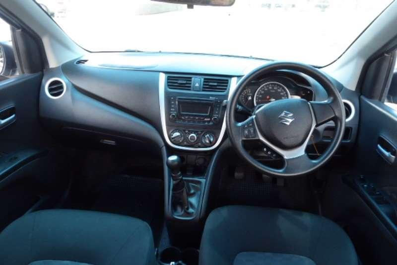 Suzuki Celerio 1.0 GA Hatch Back 2015