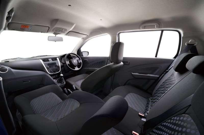 Suzuki Celerio 1.0 GA Man (BUDGET CAR OF THE YEAR) 2017