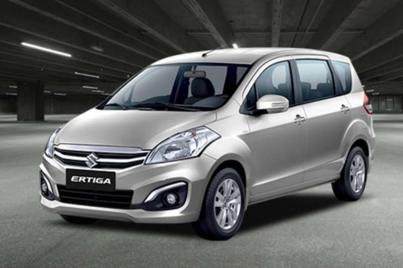 2017 Suzuki Ertiga