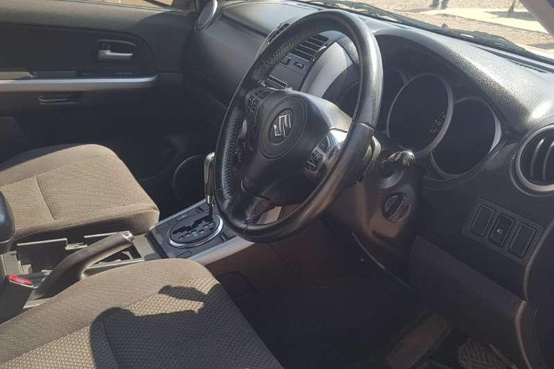 Suzuki Grand Vitara 2.4 auto 2011
