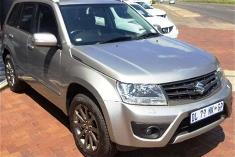 2015 Suzuki Grand Vitara 2.4 Summit