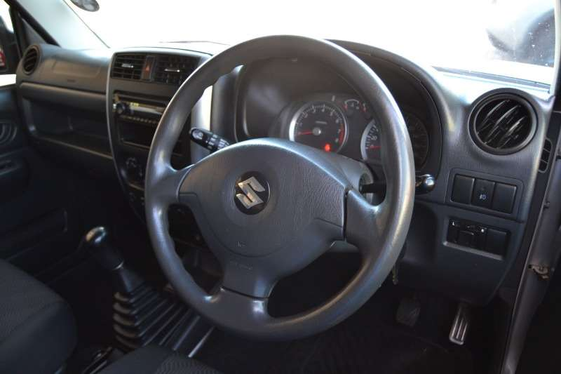 Suzuki Jimny 1.3 4X4 2014