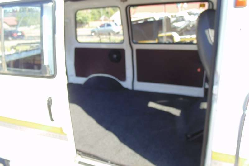 Suzuki Jimny Half Loaf Mini Bus 1985
