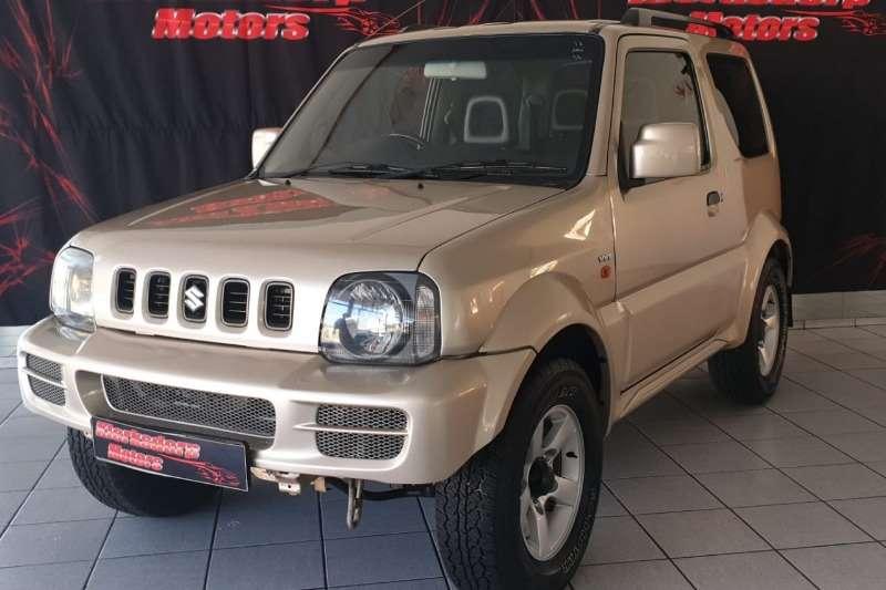 2010 Suzuki JIMNY