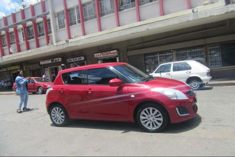 Suzuki Swift 1.4 GL 2012