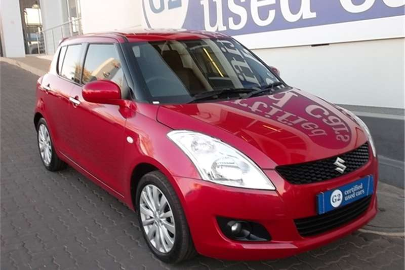 Suzuki Swift 1.4 SE auto 2014