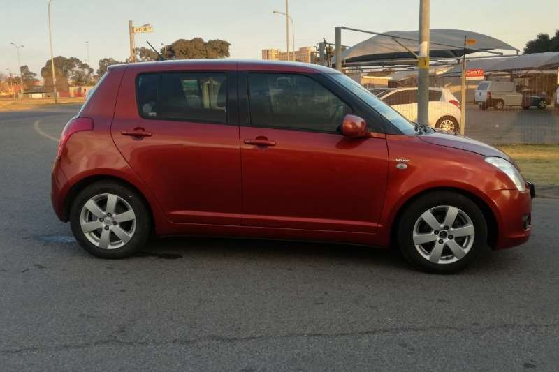 Suzuki Swift 1 5 Gl 2009