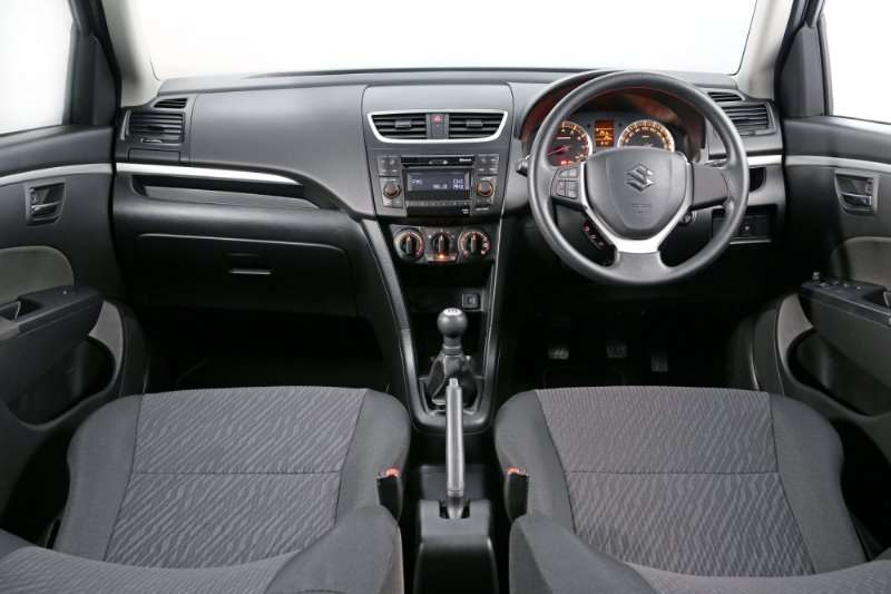 2017 suzuki swift hatch 1 2 gl auto hatchback petrol. Black Bedroom Furniture Sets. Home Design Ideas