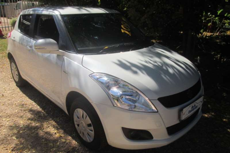 2015 Suzuki Swift hatch SWIFT 1.2 GL