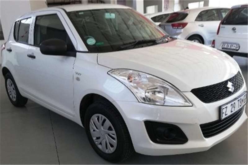 2017 Suzuki Swift hatch 1.2 GA