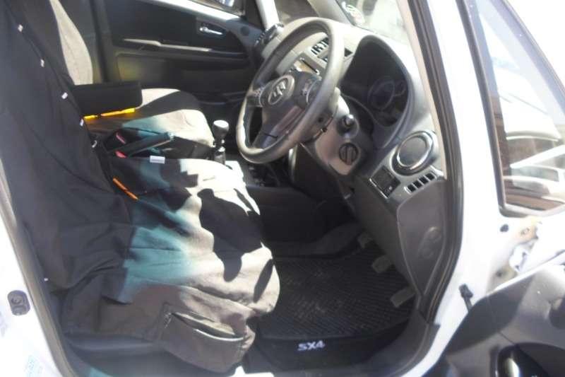 Suzuki SX4 1.6 GL 2012