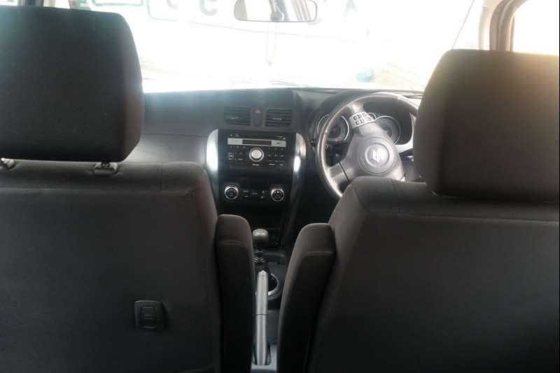 Suzuki SX4 2.0 4x4 2011
