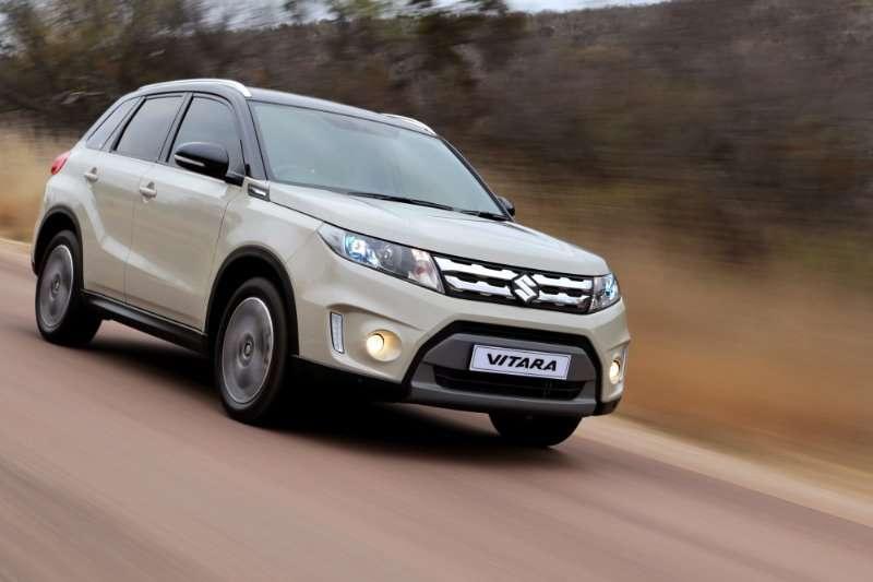 2017 Suzuki Vitara