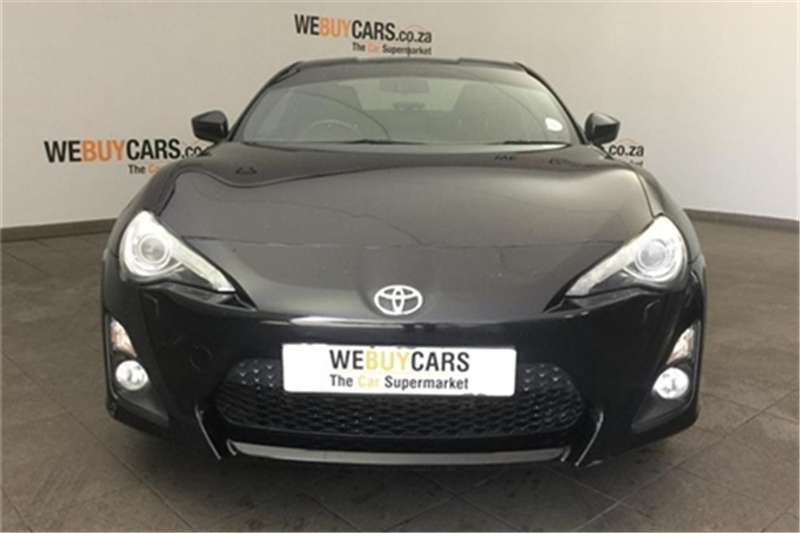 2013 Toyota 86 2 0 High Coupe Petrol Rwd Manual Cars For