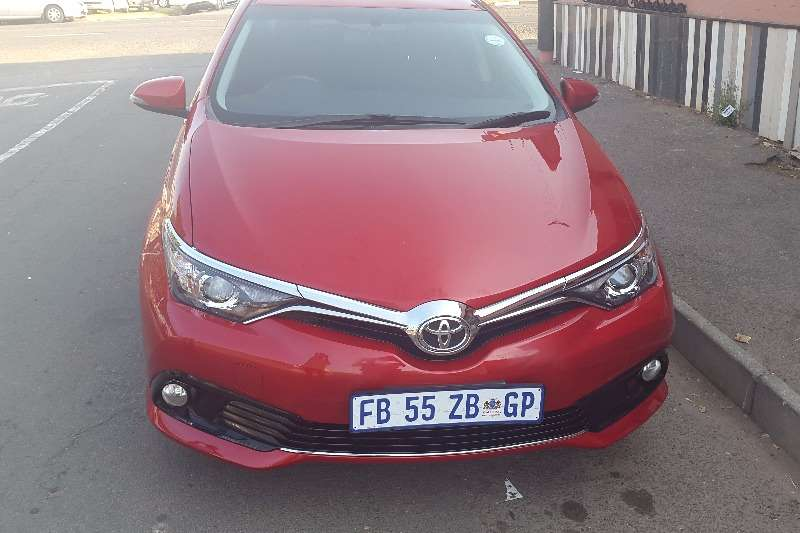 Toyota Auris 1.6 RS 2016
