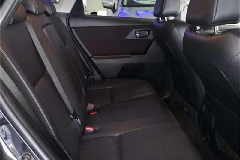 Toyota Auris 1.6 SportX 2012
