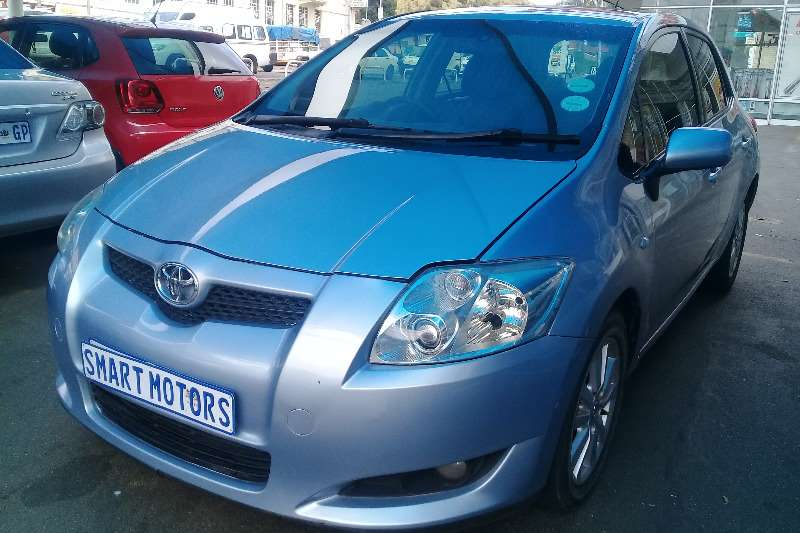 Toyota Auris 2.0D 4D RS 2007