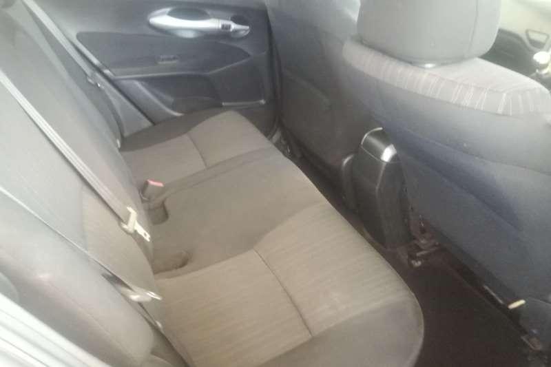 Toyota Auris 2.0D 4D RS 2008
