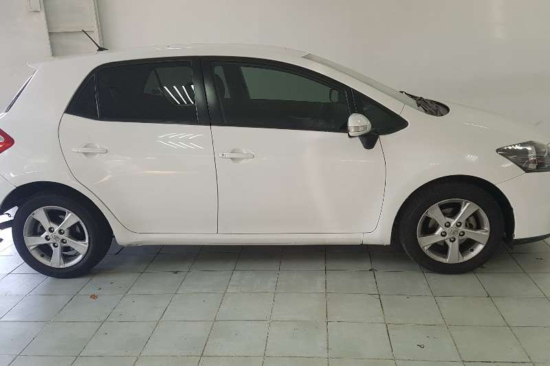 2011 Toyota Auris 1.4 RS