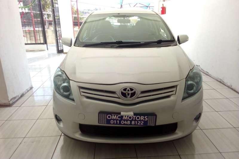 2013 Toyota Auris 1.6 RS