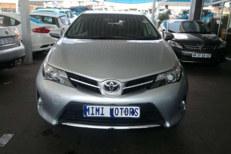 2013 Toyota Auris 1.6 XR