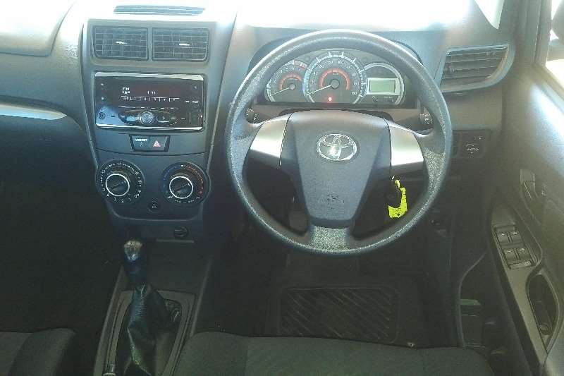 Toyota Avanza 1.3 SX 2017