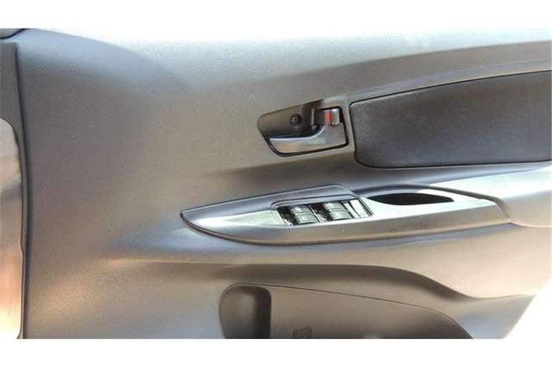 Toyota Avanza 1.5 SX Auto 2016
