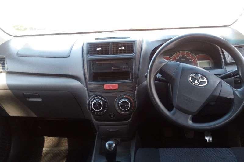 Toyota Avanza 1.5 SX, FINANCE AVAILABLE 2012