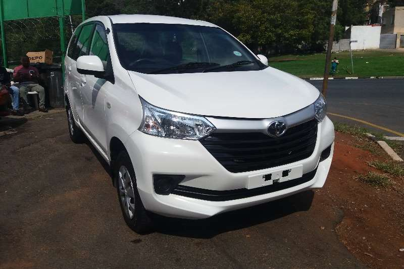 Toyota Avanza 1.5 SX FINANCE AVAILABLE 2016