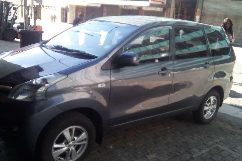 Toyota Avanza 1.5 TX 2014