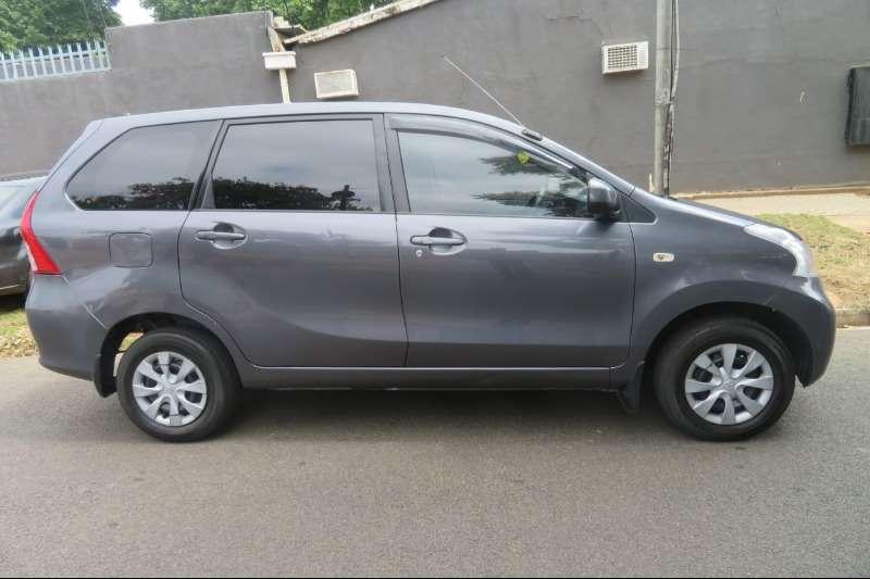 Toyota Avanza 1.5 XL 2014