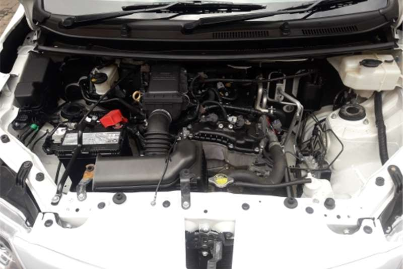 Toyota Avanza 1.5SX 2015