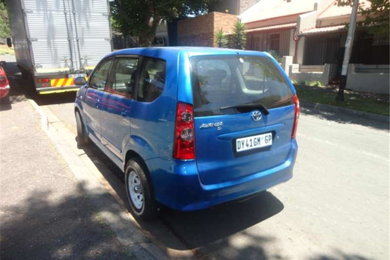 Auto For Sale Johnstown Co: 2012 Toyota Avanza 2012 Cars For Sale In Gauteng
