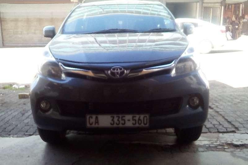 2014 Toyota Avanza 1.5 TX