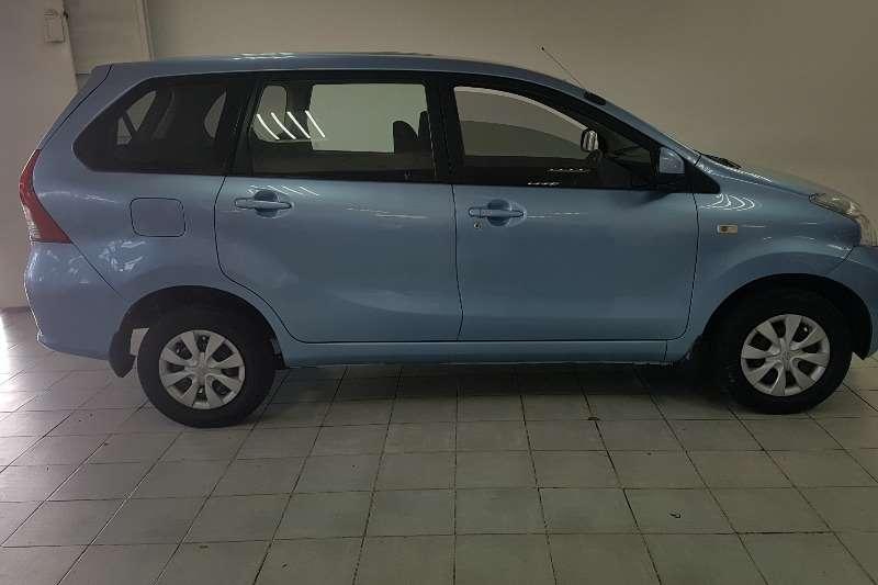 2013 Toyota Avanza 1.3 SX
