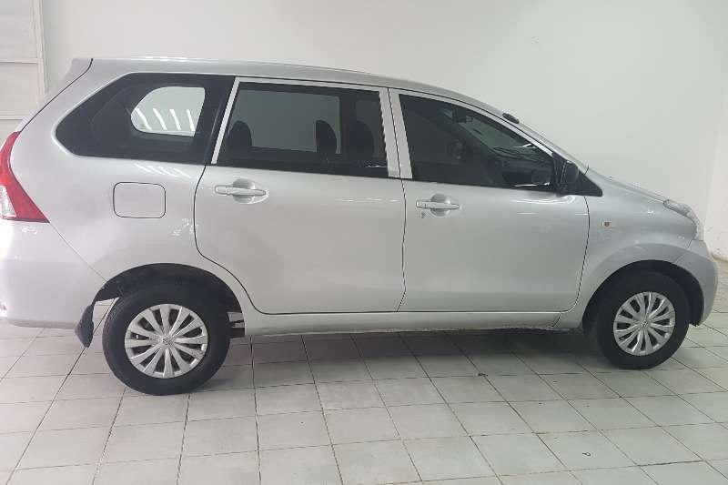 2013 Toyota Avanza 1.3 S
