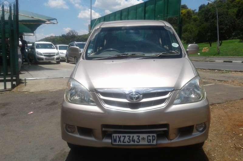 2008 Toyota Avanza