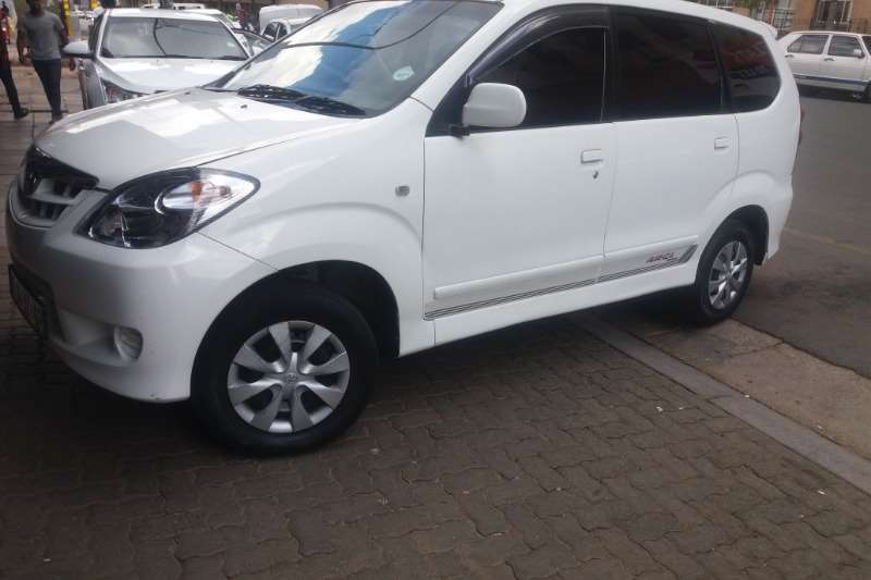 2010 Toyota Avanza 1.5 SX