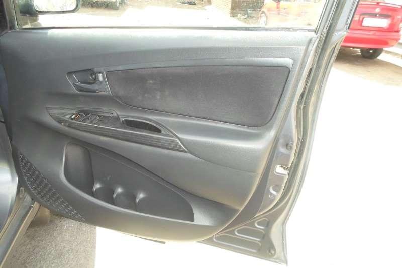 2015 Toyota Avanza 1.5 SX