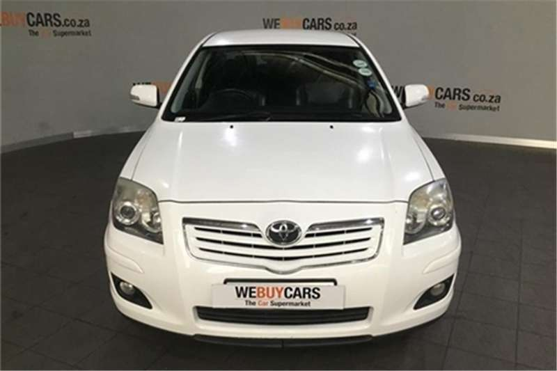 Toyota Avensis 2.0 Advanced 2007