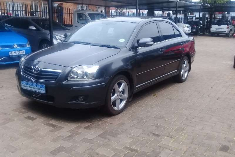 Toyota Avensis 2.2D 4D Exclusive 2006