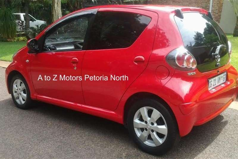 2013 Toyota Aygo 10 Wild Cars For Sale In Gauteng R 89 900 On